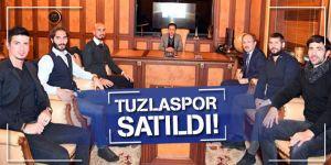 Son dakika: Tuzlaspor satıldı!
