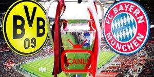Borussia Dortmund  Bayern Münih Maçı Canlı 05.08.2017 Almanya Süper Kupası