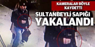 Sultanbeyli sapığı yakalandı!