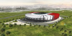 Karaman Şehir Stadyumu Projesi'nde çalışmalar başladı