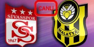 Evkur Yeni Malatyaspor Sivasspor Maçı Canlı İzleme 19.08.2017