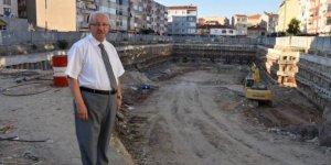 Başkan Aybayrak, Hayrabolu ve Malkara'da incelemede bulundu