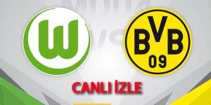 Wolfsburg - Borussia Dortmund Maçı Canlı İzle 19.08.2017