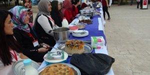 Nusaybin'de yöresel yemek yarışması düzenlendi