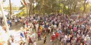 20 bin kişi aynı anda piknik yapacak