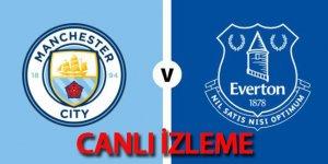 Manchester City - Everton Maçı Canlı Şifresiz İzle 21 Ağustos 2017
