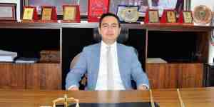 Başsavcı Yasin Emre göreve başladı
