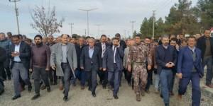 Siirt'te zırhlı araca roketli saldırı girişimi