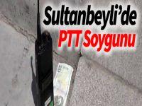 Sultanbeyli'de PTT Soygunu