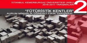 Geleceğin kentleri gençlerin gözüyle şekillenecek