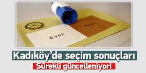 Kadıköy Referandum Sonucu