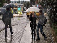 Hafta Sonu Yağış Ve Fırtına Geliyor