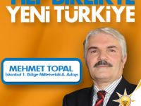 Mehmet Topal Aday Adayı Oldu
