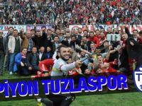 Tuzlaspor Şampiyon