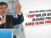 """""""CHP'nin En Başarlı olduğu Proje Karşı Olma Projesidir"""""""