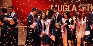 MSKÜ ilk doktorlarını mezun etti