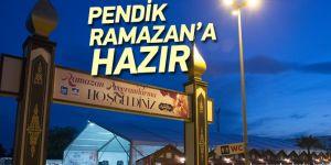 Pendik Ramazan'a Hazır