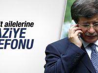 Sultanbeylide Şehit Düşen Beyazıt Çeken'in Ailesine Taziye Telefonu