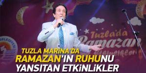 Ramazan'ın Ruhunu Yansıtan Etkinlikler Tuzla Marina'da