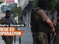 İstanbul'da 27 adrese eş zamanlı IŞİD operasyonu