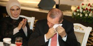 Cumhurbaşkanı Erdoğan'ı duygulandıran video