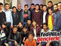 YediHilal Pendik Gençlerle Buluştu