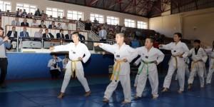 Burdur il Spor Merkezleri açıldı