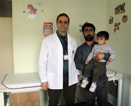 2 Yaşındaki Çocuğun Akciğerinden Kabak Çekirdeği Çıktı