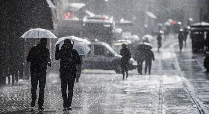 13 Şubat 2018 Hava Durumu | Yağışlar Devam Ediyor