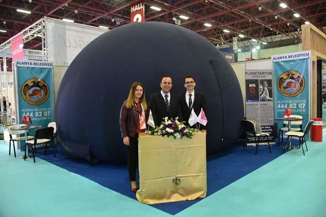 Alanya Belediyesi City Expo'ya katıldı