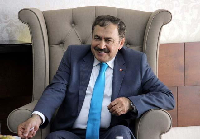 """Eroğlu; """"Teröristlere silah göndermek için özel fabrikalar kuruldu"""""""