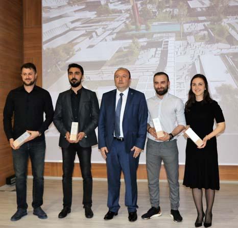 Bandırma Üniversitesi kampüs projesi açıklandı