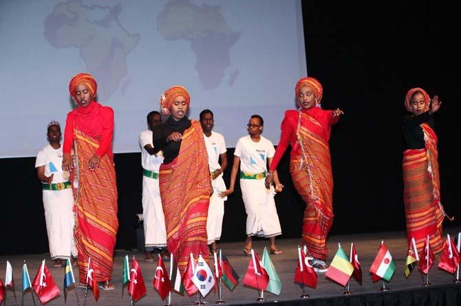 GAÜN'de Afrika Günü etkinliği düzenlendi
