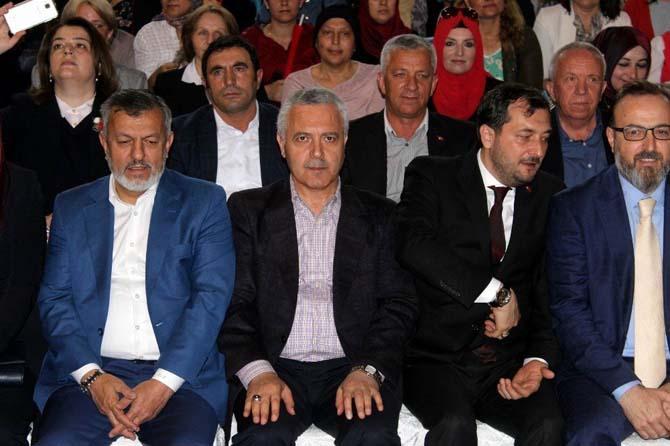 """AK Parti'li Ataş: """"Hepimiz yeniden kendimize çekidüzen vermeye mecburuz"""""""