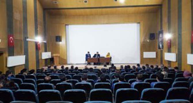 Milli Eğitim Müdürü Turan, Doğubayazıt'ı ziyaret etti