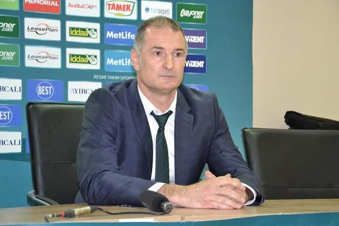 """Pınar Karşıyaka Başantrenörü Nenad Markovic: """"Best Balıkesir'i galip geldikleri için dolayı kutluyorum"""""""