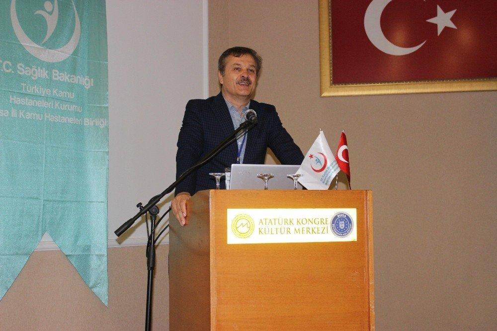 Dijital hastane eğitim toplantısı Bursa da gerçekleşti