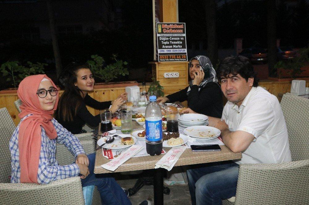 En baba iftar