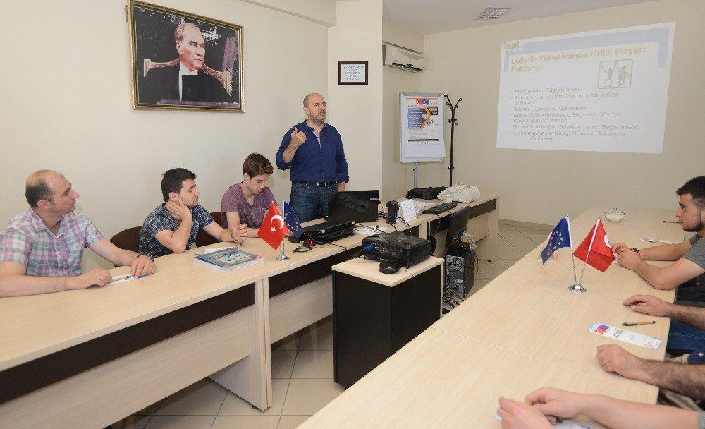 BTSO'dan 1 ayda bin çalışana mesleki eğitim