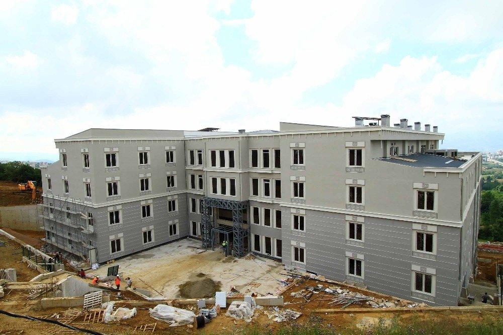 Büyükşehir'den öğrenciler için tam donanımlı yurt binası