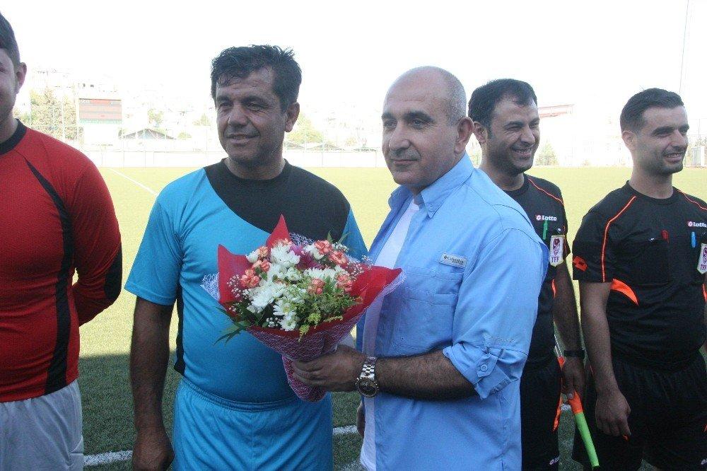 15 Temmuz futbol turnuvası başladı