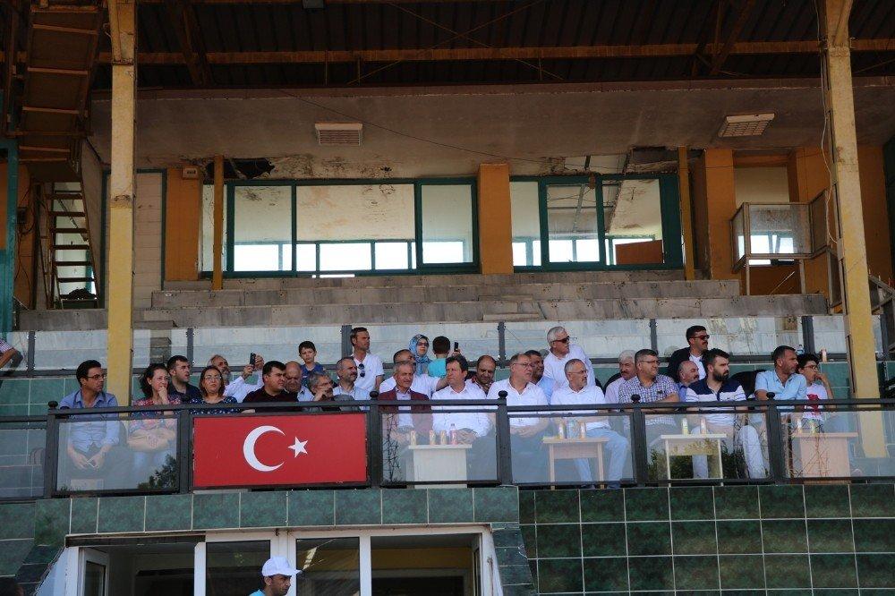 15 Temmuz Şehit ve Gaziler anısına cirit müsabakası gerçekleşti