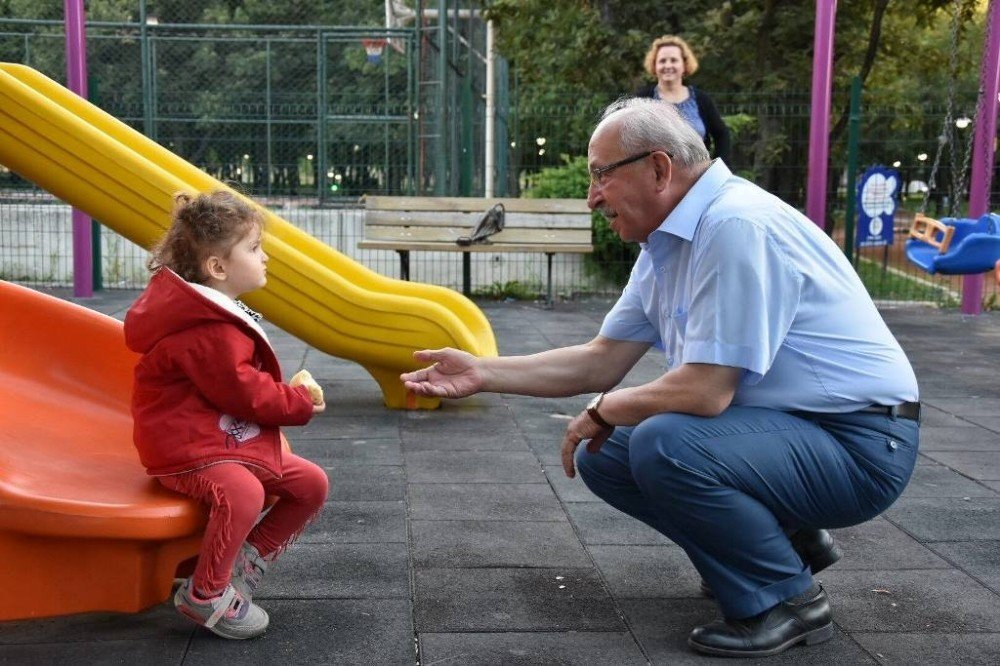 Başkan Kadir Albayrak Çerkezköy'de incelemelerde bulundu