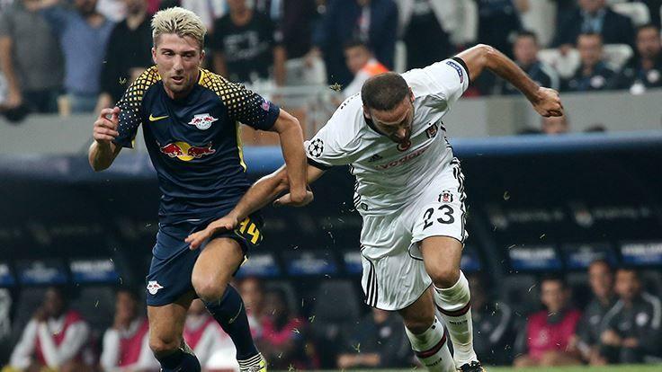 Leipzig Beşiktaş Geniş Maç Özeti