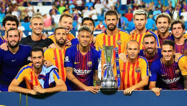 Barcelona Real Madrid Maçı canlı izle