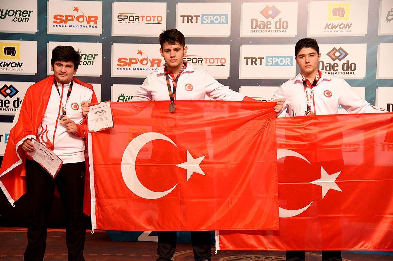 Pendik Belediye Spor Kulübü Sporcusu Atina'ya Gidiyor
