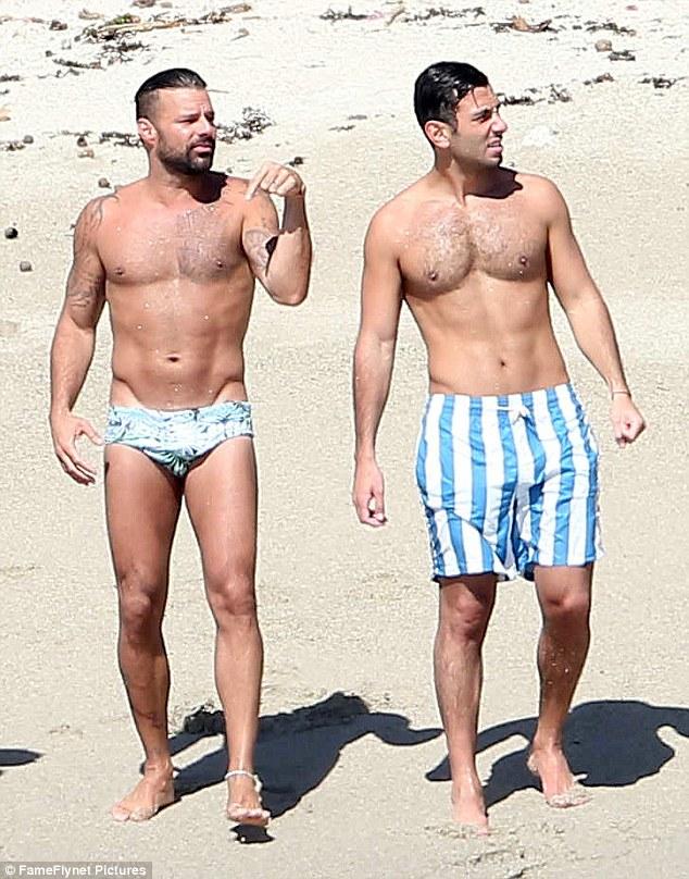 Jwan Yosef Kimdir    Ricky Martin ve Erkek Arkadaşı Evleniyor