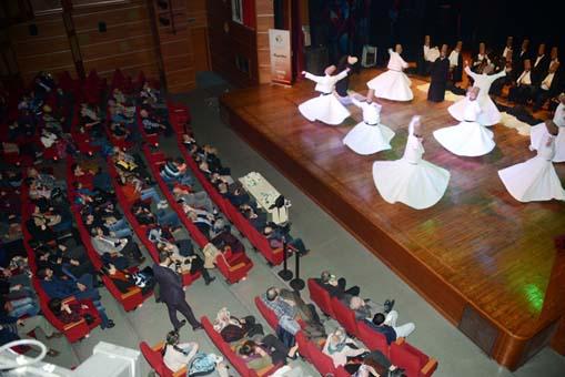 Tuzla Belediyesi, Hz. Mevlana'yı Şeb-i Arus Programıyla Andı