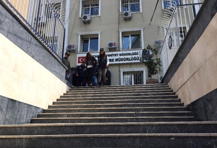Sancaktepe'de Çalıştığı Marketi Soyan Kasiyer Gözaltına Alındı