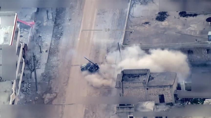 YPG/PKK evlerin arasından Türkiye'ye saldırıyor